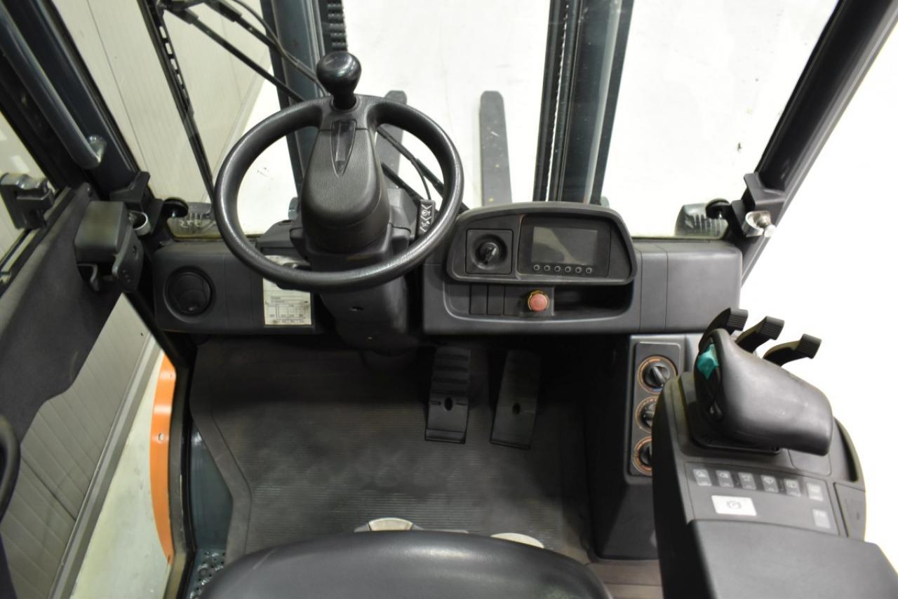 35375 JUNGHEINRICH DFG 435s - Diesel, 2017, Cabin, SS