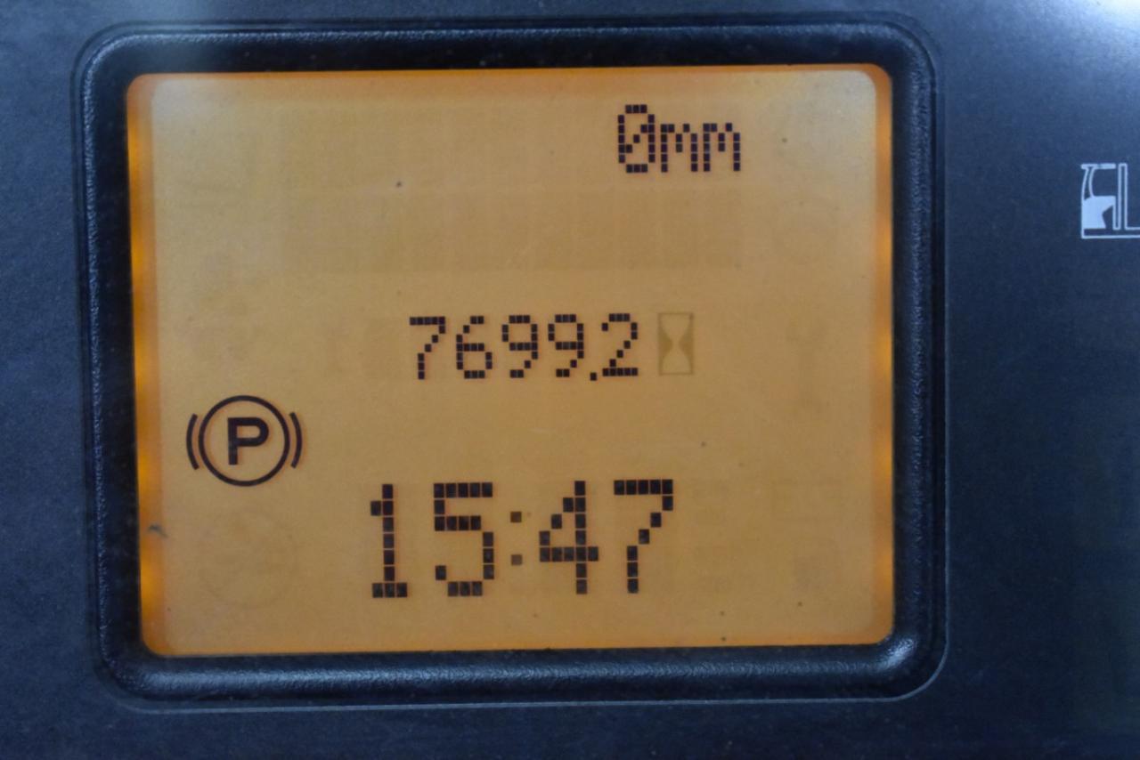 35518 LINDE R 16 HD-01 - AKU, Retrak, 2014, BP, Volný zdvih, Triplex, BAT 2015