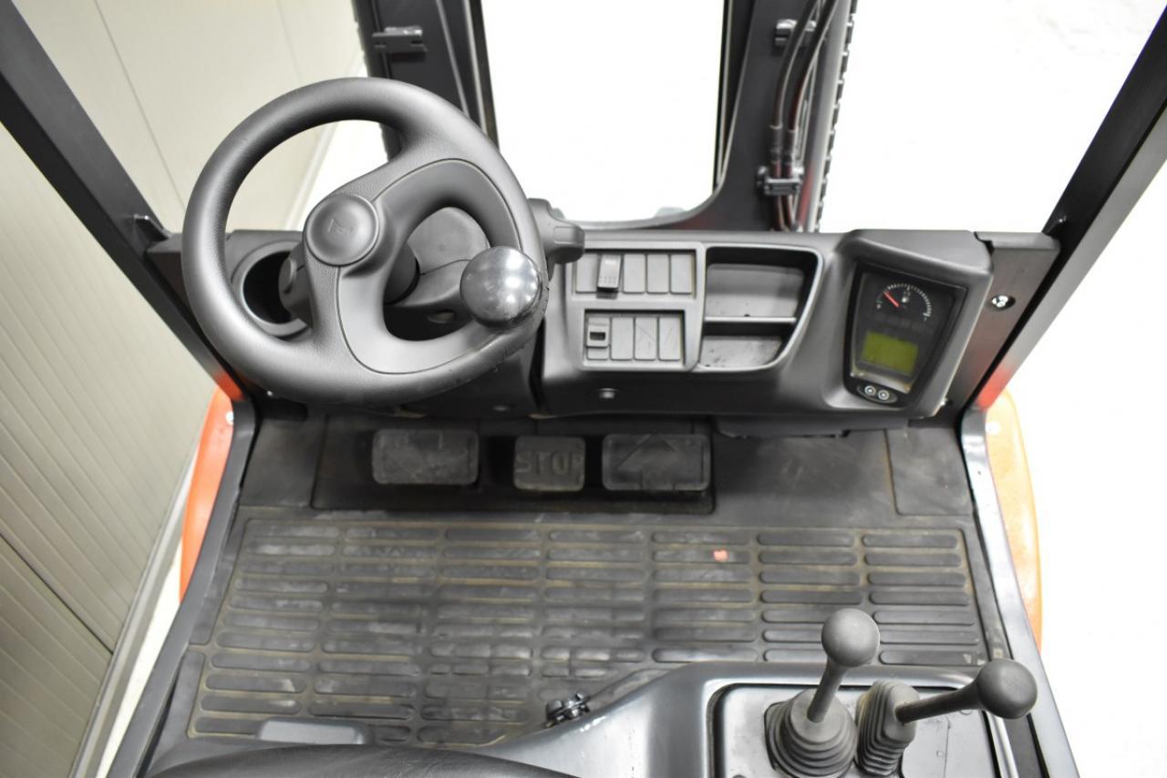 35630 LINDE H 40 D-05 - Diesel, 2015, BP