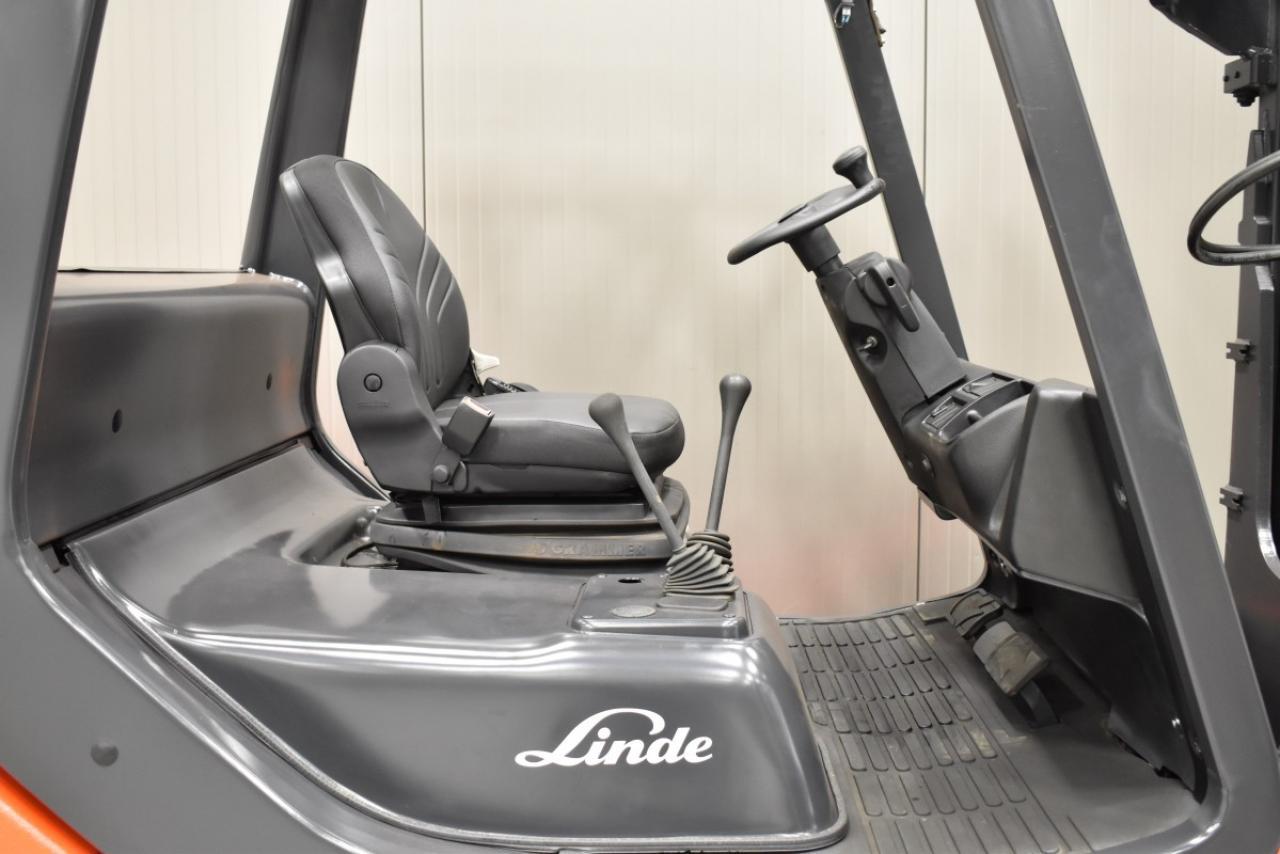 35631 LINDE H 40 D - Diesel, 2015, BP