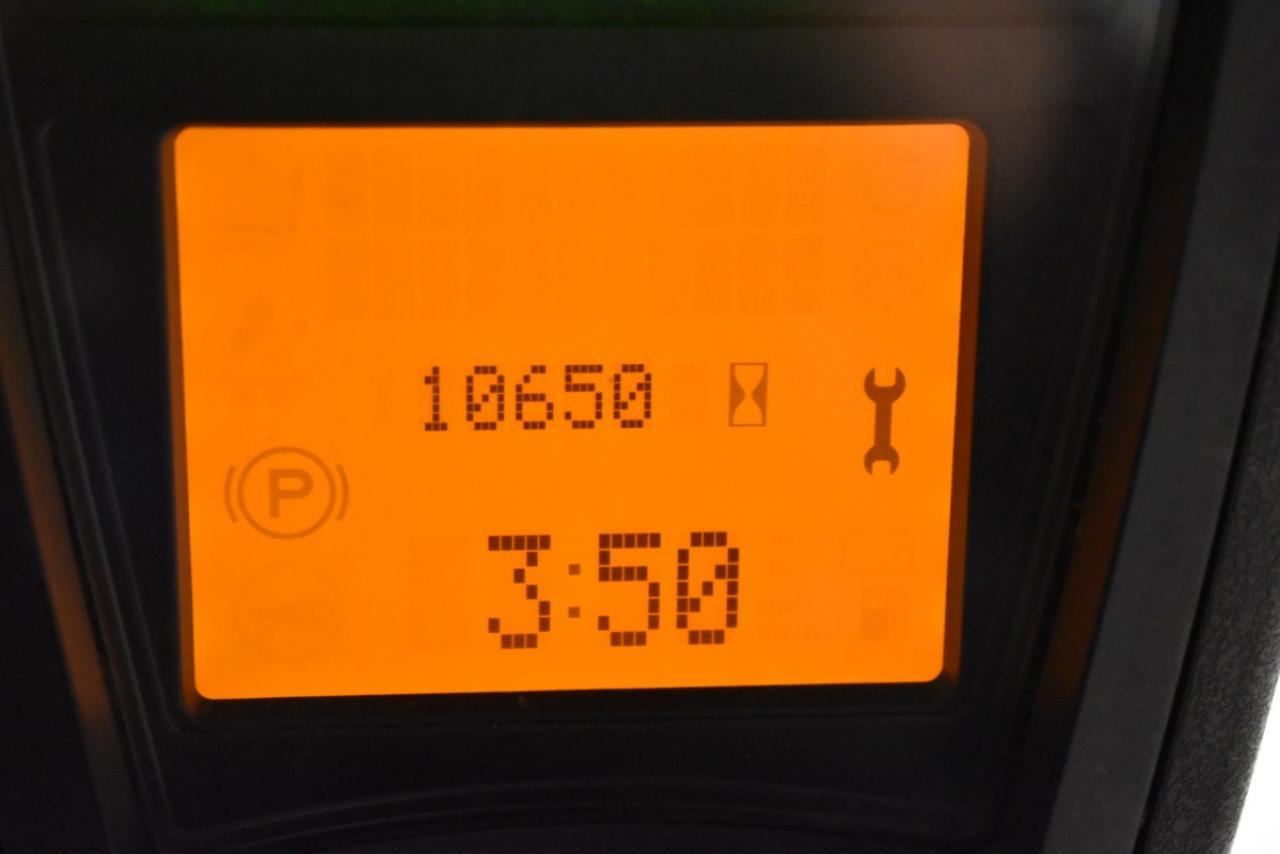 36015 LINDE E 16 PH-02 - AKU, 2015, BP, Drive-in
