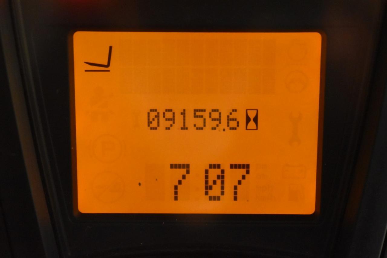 36075 LINDE H 20 T-01 - LPG, 2011, BP, Volný zdvih,  ZADÁNO