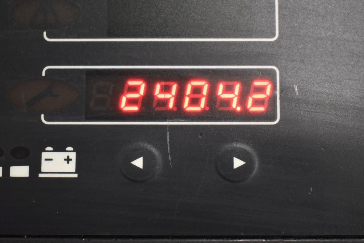 36370 STILL EK 12 i - AKU, 2012, Volný zdvih, Triplex, pouze 2403 mth