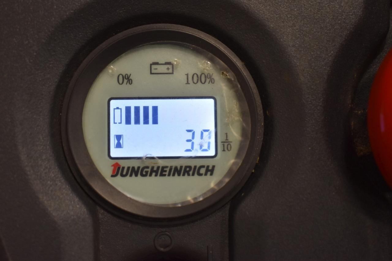 36396 JUNGHEINRICH EJC M10b - AKU, 2018, nový, pouze 3 mth