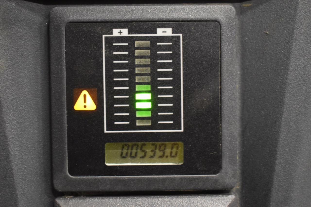 36399 JUNGHEINRICH EJC 110 - AKU, 2007, pouze 537 mth