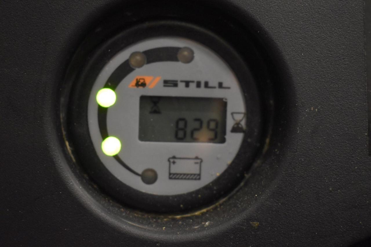 36421 STILL EGV 14 - AKU, 2013, pouze 829 mth
