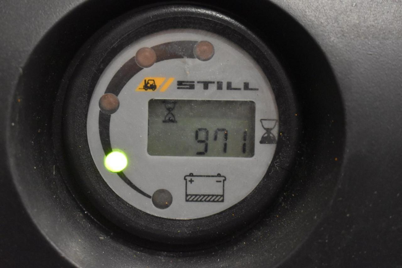 36695 STILL EGV 12 - AKU, 2006, pouze 971 mth