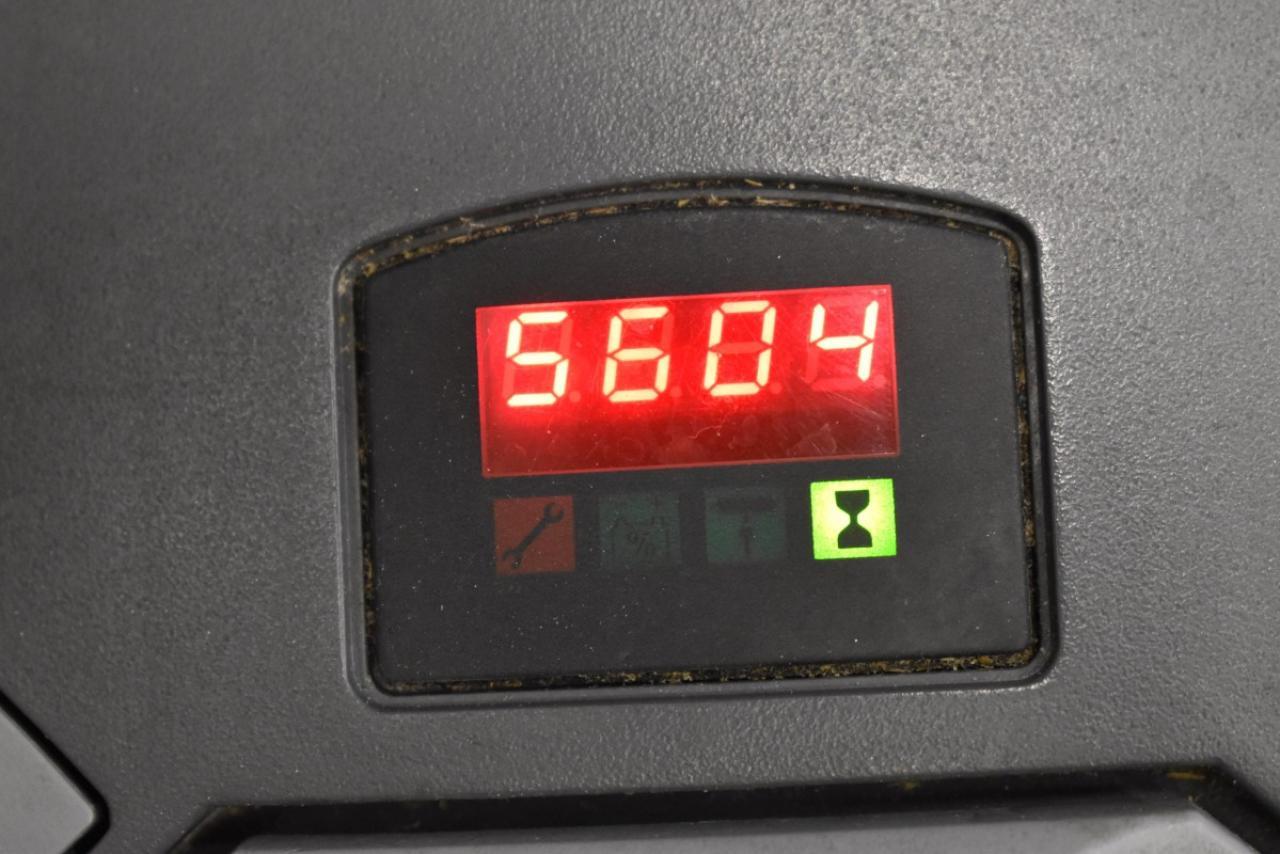36805 TOYOTA 7SLL12.5 - AKU, 2015, Volný zdvih, Triplex, pouze 5604 mth