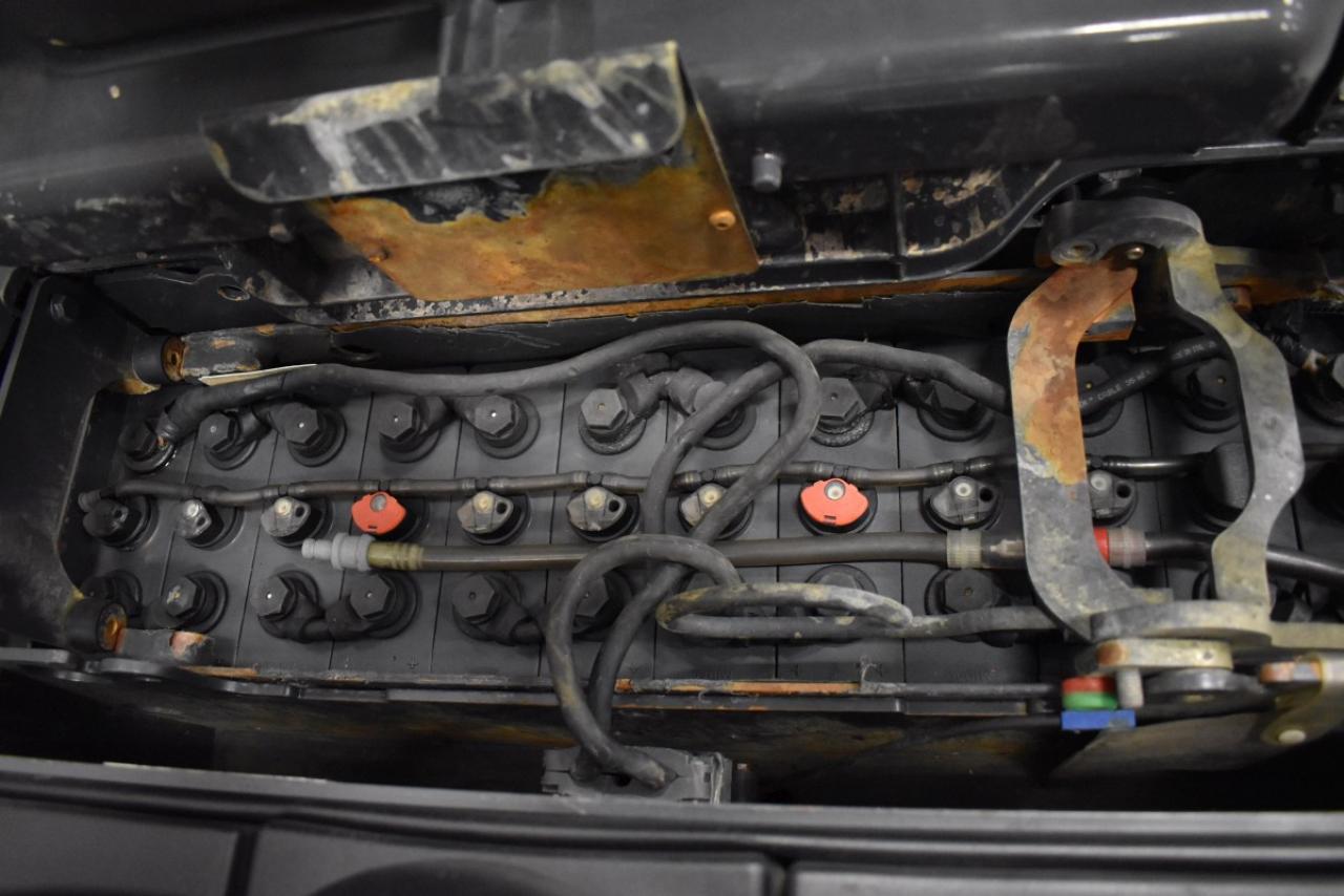 37050 LINDE L 12 LHP - AKU, 2015, Volný zdvih + přízdvih, pouze 2236 mth