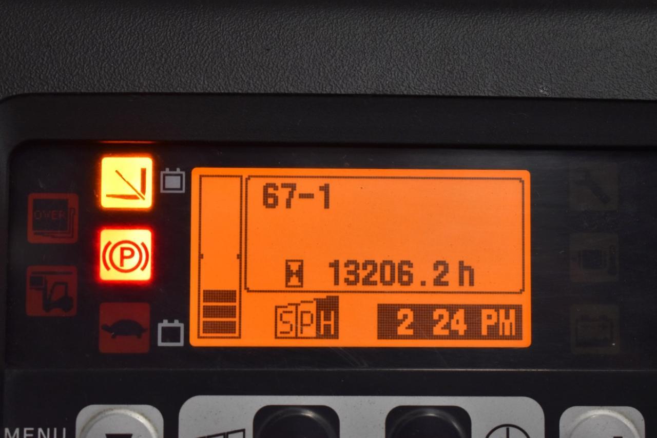 37443 TOYOTA 8FBET15 - AKU, 2010