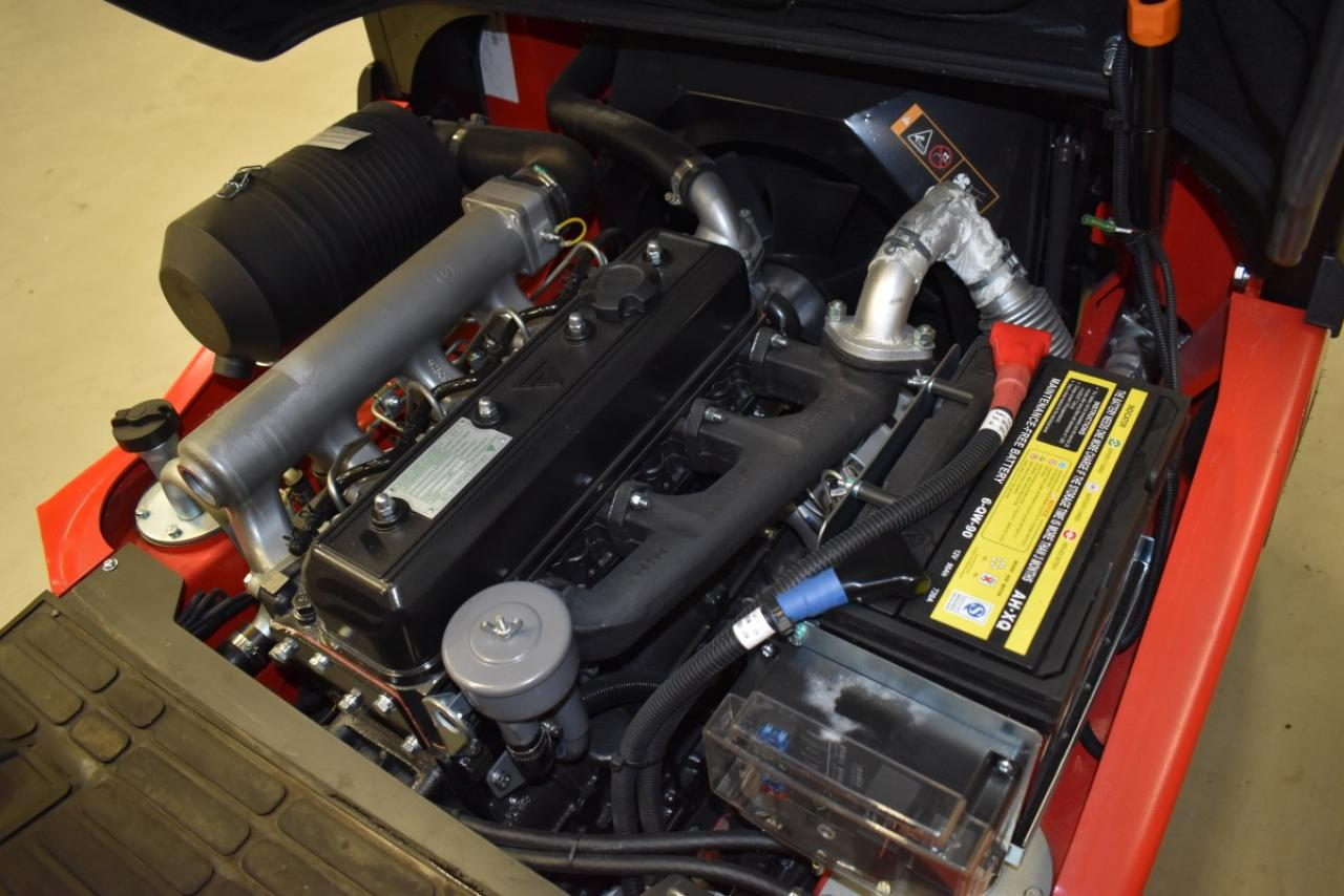 37571 MAXIMAL FD 30 T-M3GF3 - Diesel, 2021, BP, nový, iba 2 mth