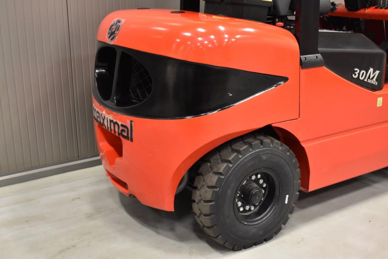 37572 MAXIMAL FD 30 T-M3GF3 - Diesel, 2021, BP, nový, iba 1 mth