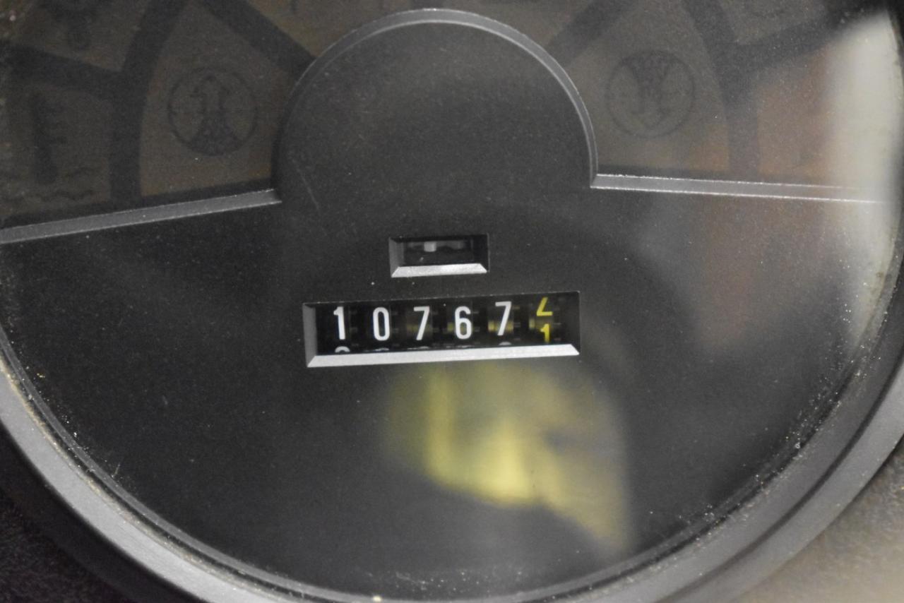 V30191 LINDE H 20 T-03 - LPG, 2003, semi-cabin, SS,  RESERVE