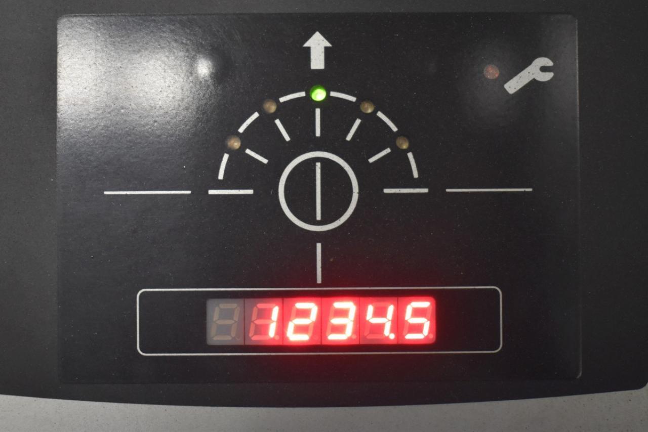 V36327 LINDE V 10 - AKU, 2010, pouze 1234 mth