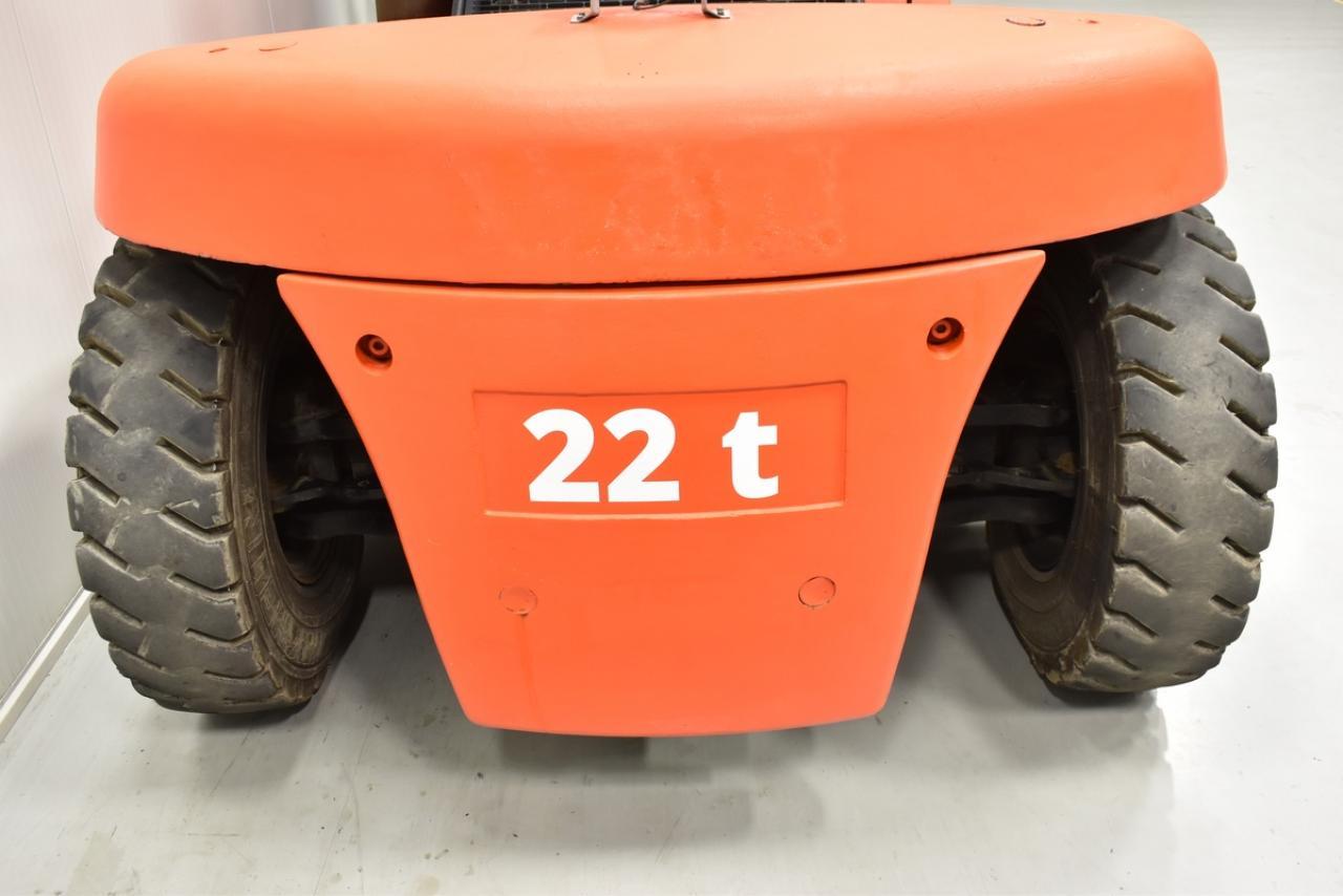 21294 SMV 22 - 1200 B - Diesel, 2008, Kabina, BP