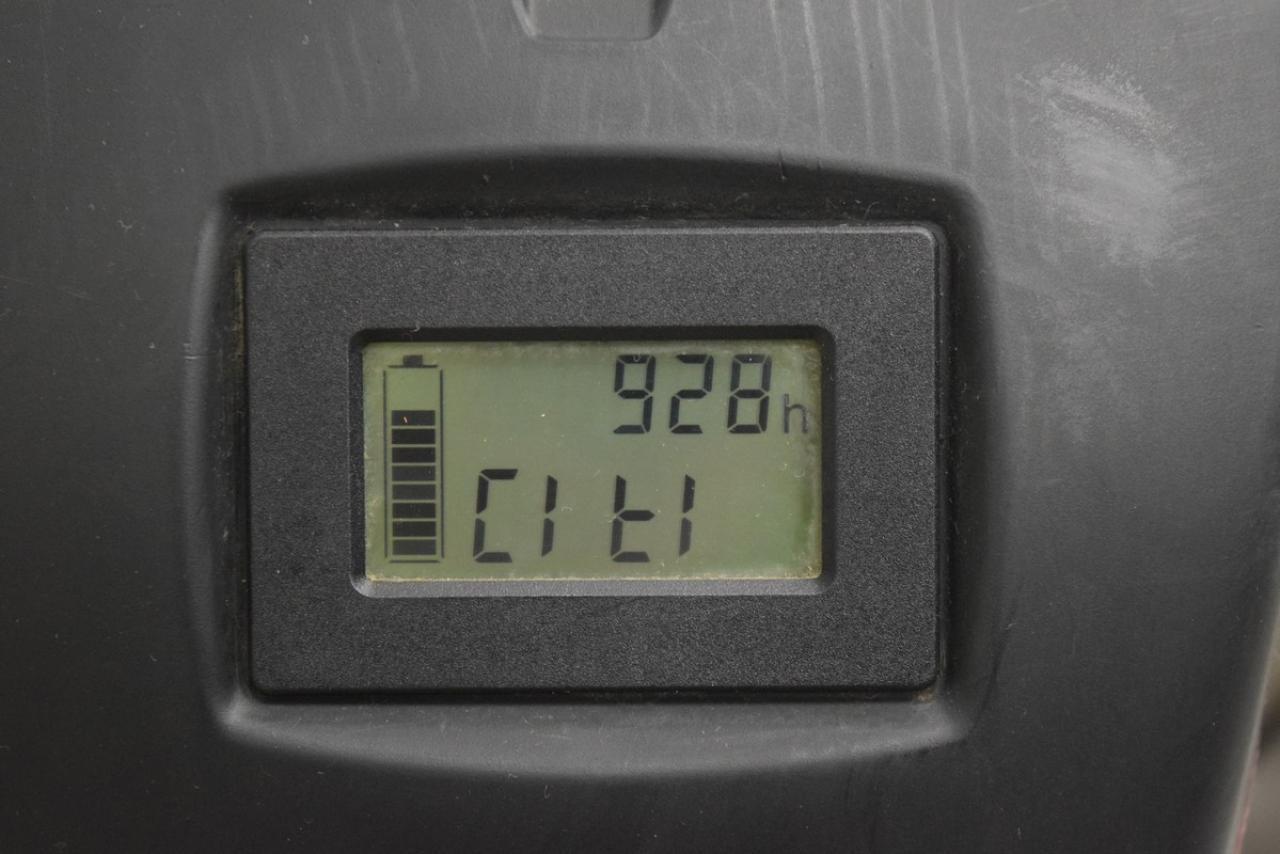 22645 LINDE CITI  T05 - AKU, 2014, pouze 928 mth