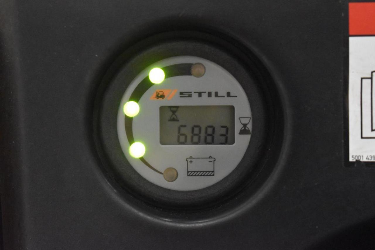 23641 STILL EGV 14 - AKU, 2010