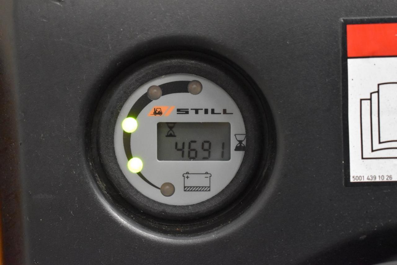 23642 STILL EGV 14 - AKU, 2010, pouze 4691 mth
