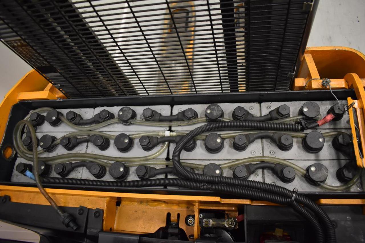23645 STILL EGV 14 - AKU, 2010, pouze 3136 mth
