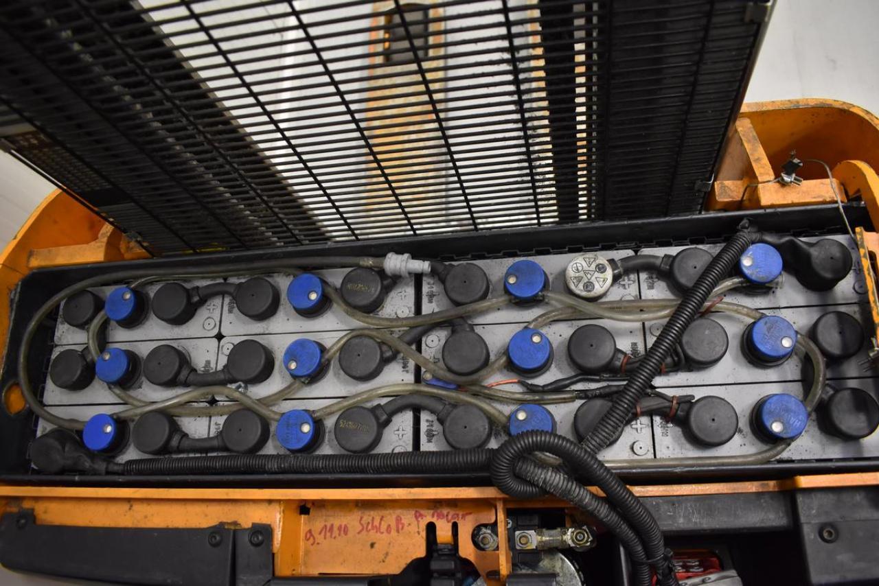 23647 STILL EGV 14 - AKU, 2010, pouze 4490 mth