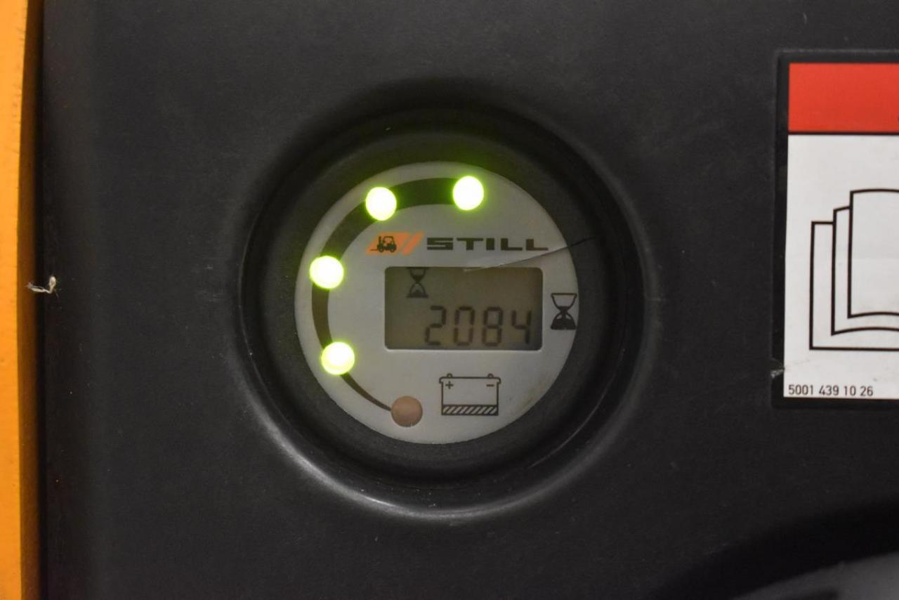 23654 STILL EGV 14 - AKU, 2010, pouze 2084 mth