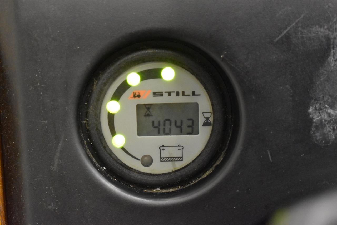 23659 STILL EGV 14 - AKU, 2010, pouze 4043 mth