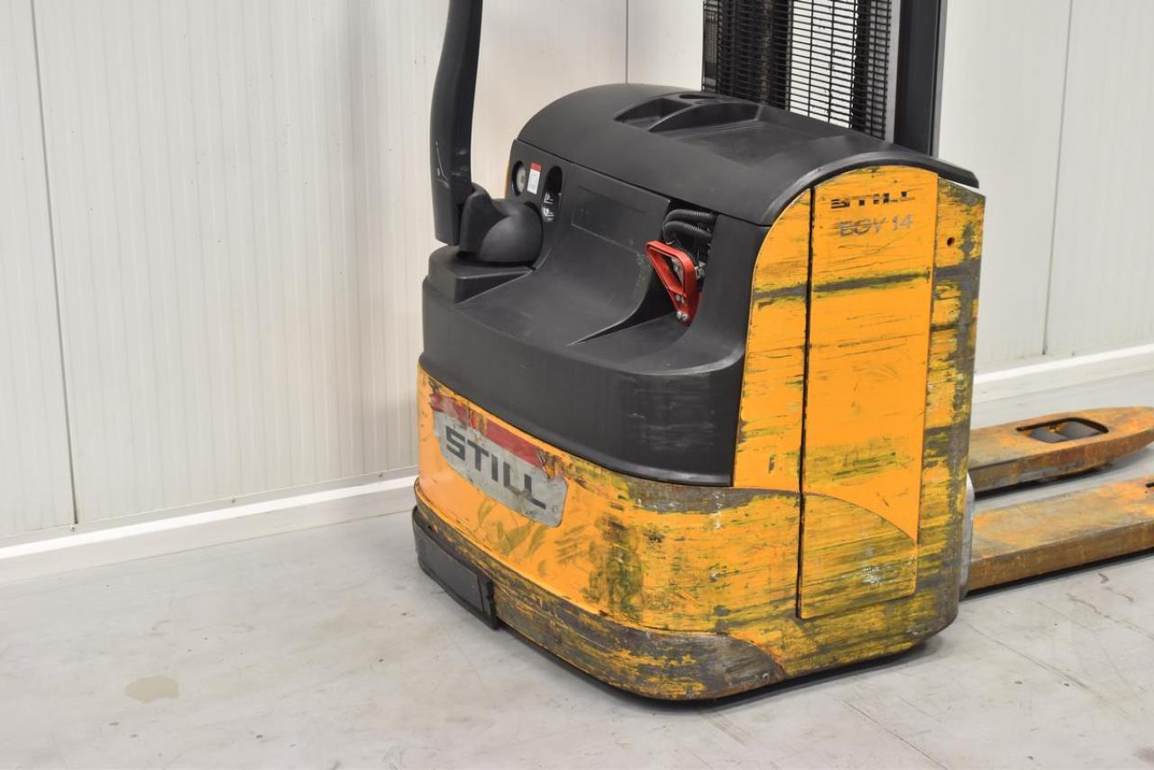 23662 STILL EGV 14 - Battery, 2010, only 3426 hrs