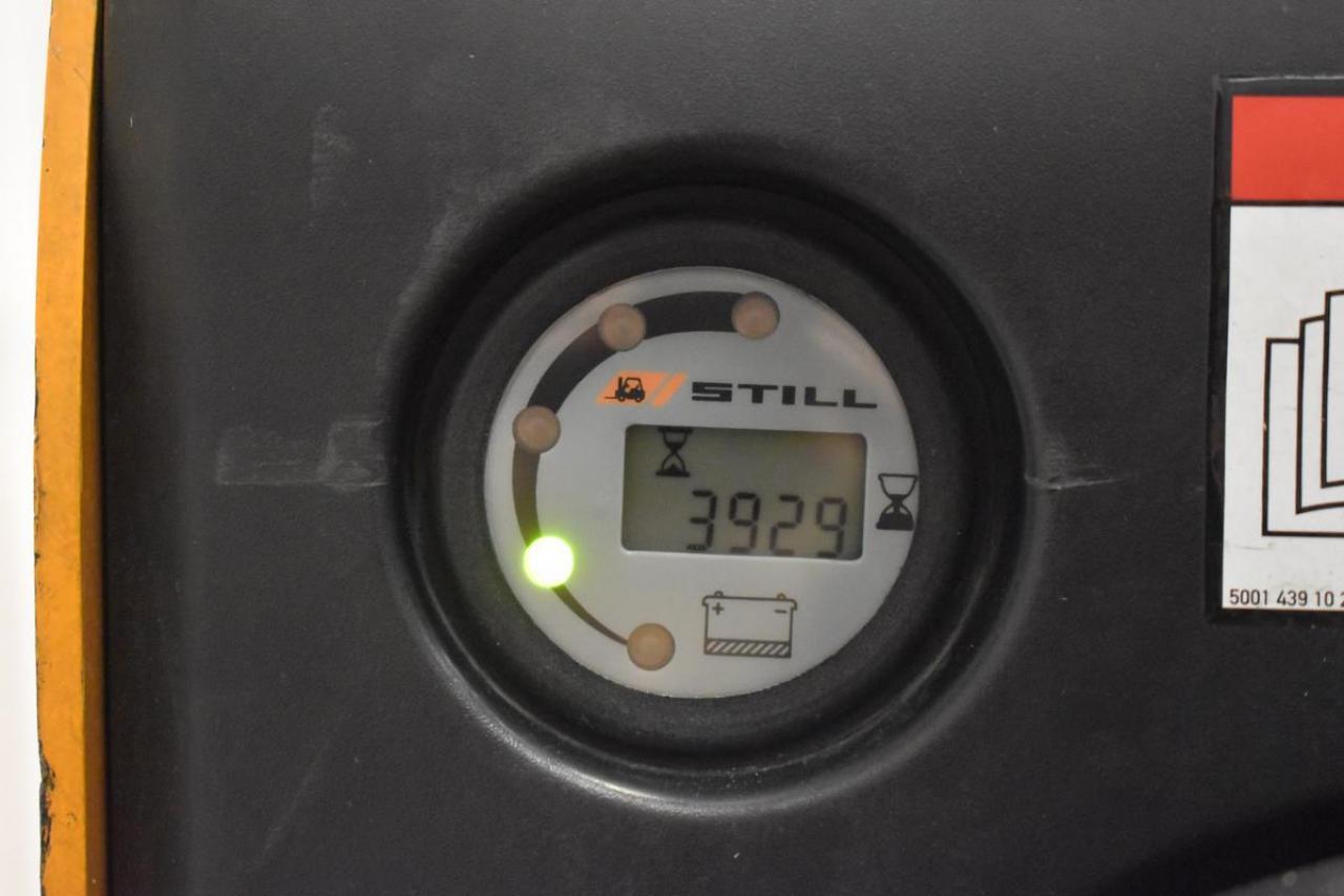 23669 STILL EGV 14 - AKU, 2010, pouze 3929 mth