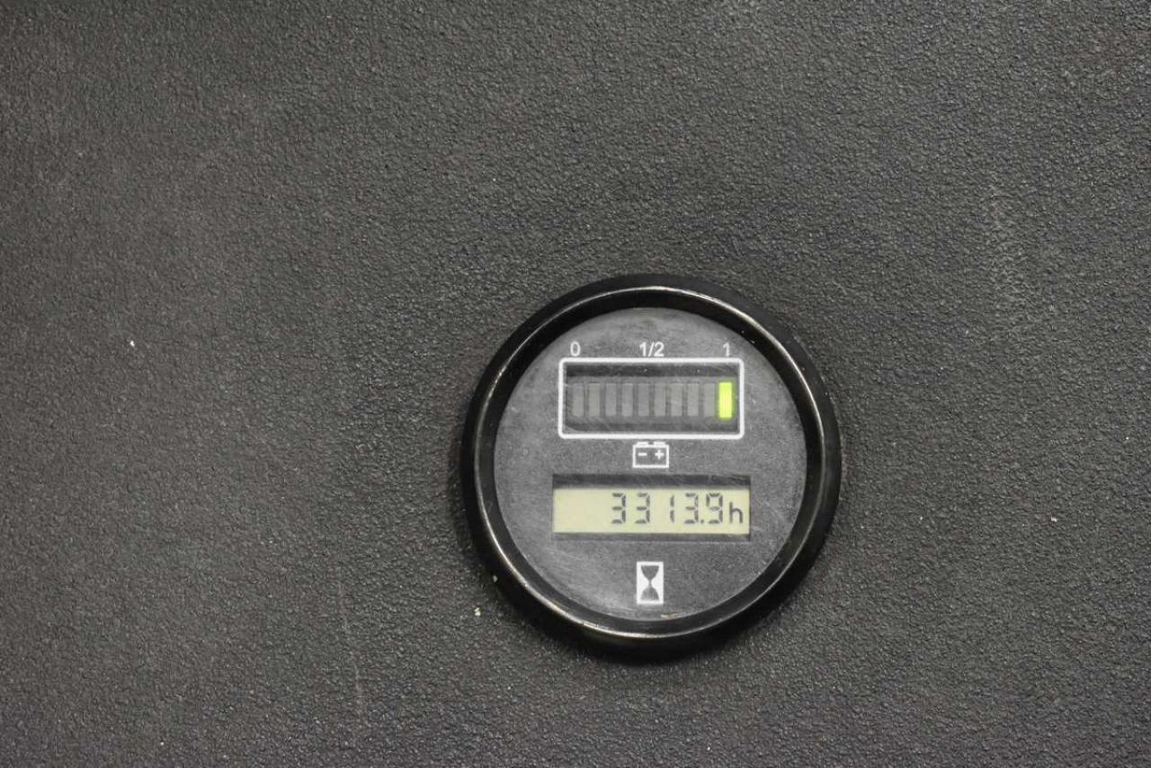 23671 STILL EGV-S 14 LB - AKU, 2012, přízdvih, pouze 3314 mth