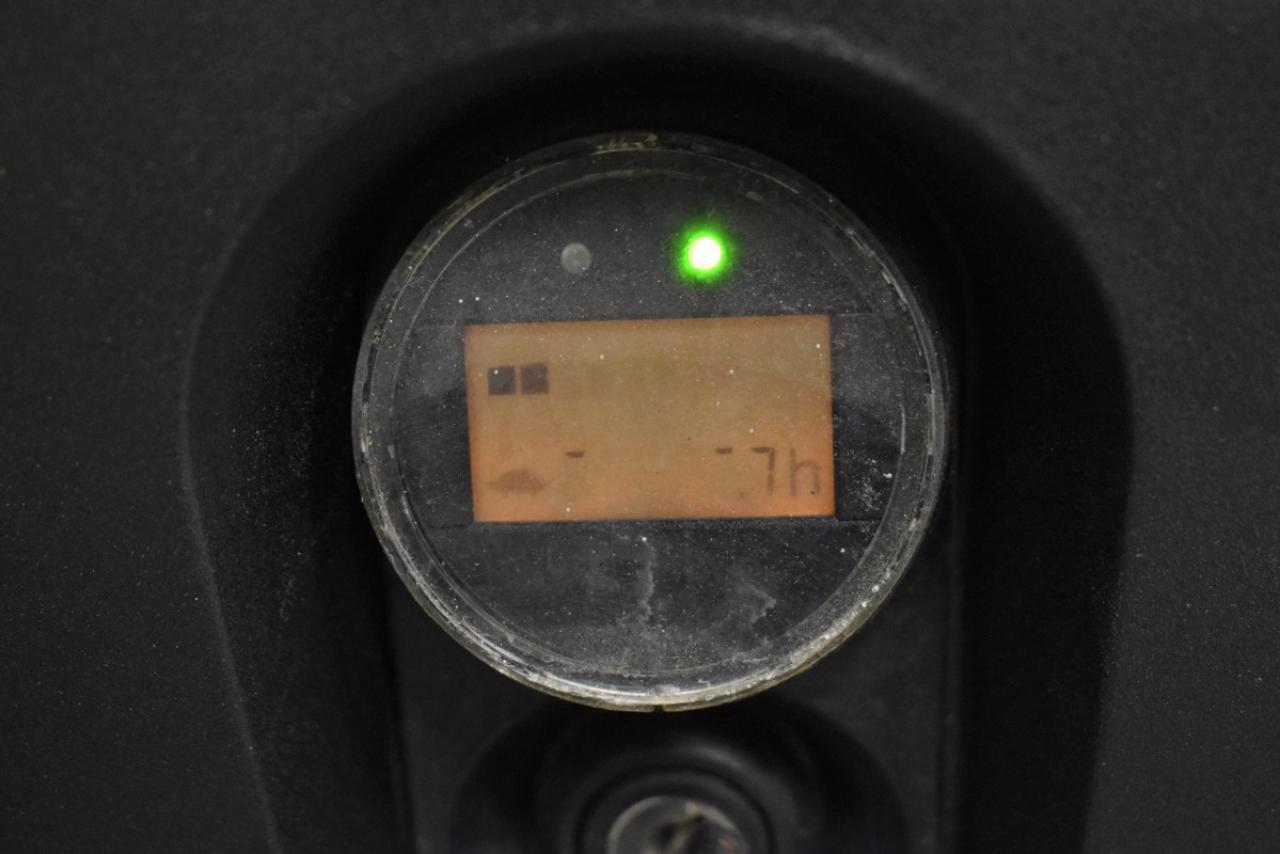 23689 STILL EXV 12 - Battery, 2010, only 3226 hrs