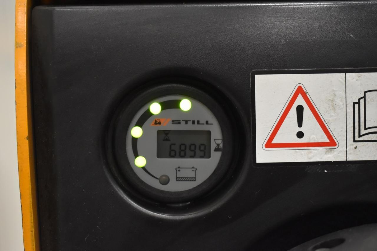 23697 STILL EGV 16 - AKU, 2010, přízdvih, pouze 6899 mth