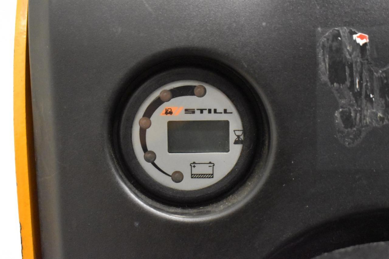 23700 STILL EGV 16 - AKU, 2010, pouze 2348 mth