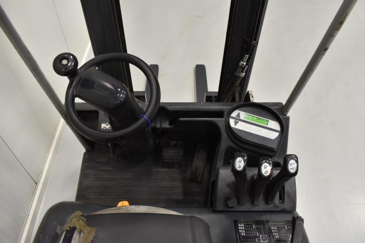 24812 STILL RX 50-10 - AKU, 2004, BP