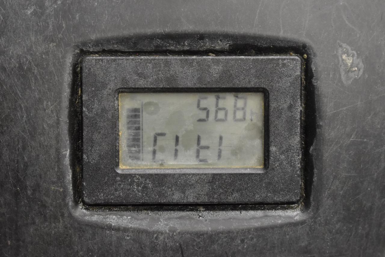 25093 LINDE CITI T05 - AKU, 2017, pouze 568 mth