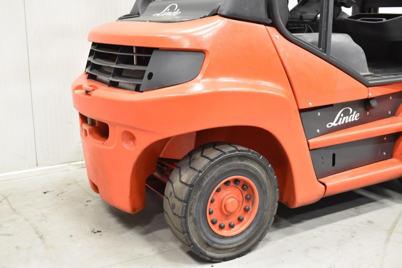 25787 LINDE H 70 D - Diesel, 2010