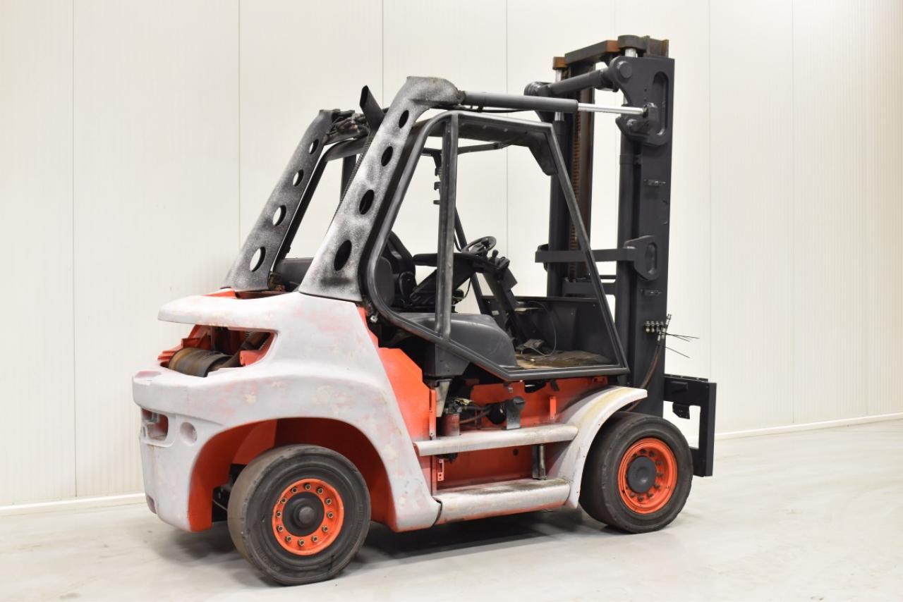 25788 LINDE H 70 D - Diesel, 2010