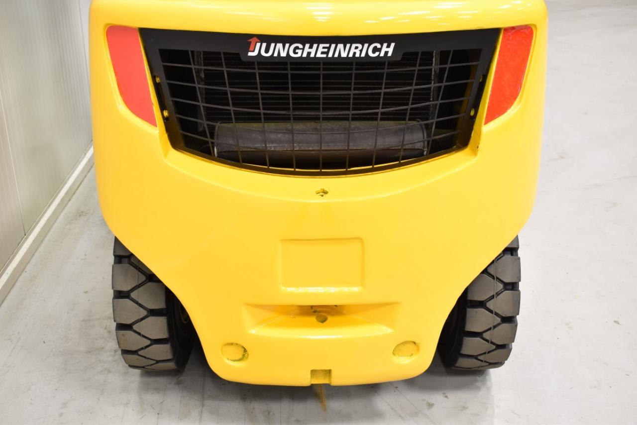 25855 JUNGHEINRICH DFG 435 S - Diesel, 2011, polokabina, BP