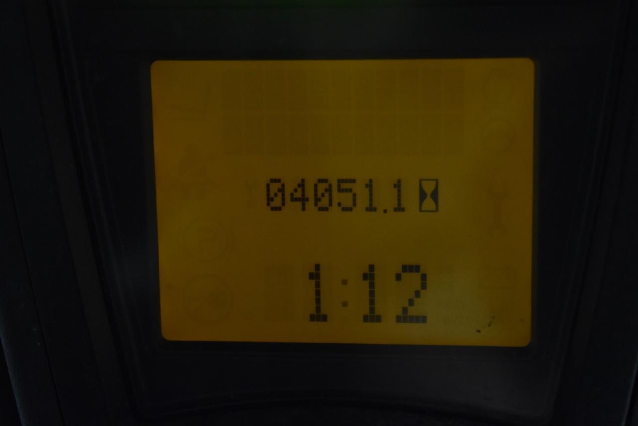 25972 LINDE H 20 T-01 - LPG, 2011, Kabina, BP, volný zdvih, Triplex, pouze 4102 mth