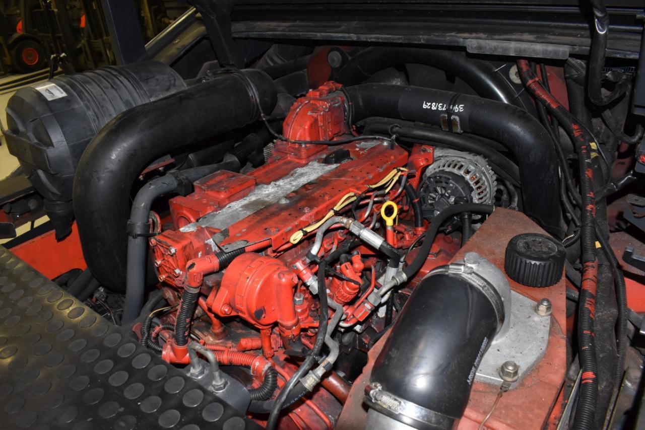 26511 LINDE H 70 D - Diesel, 2011, BP