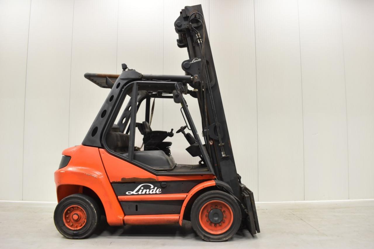 26512 LINDE H 70 D-01 - Diesel, 2011, BP