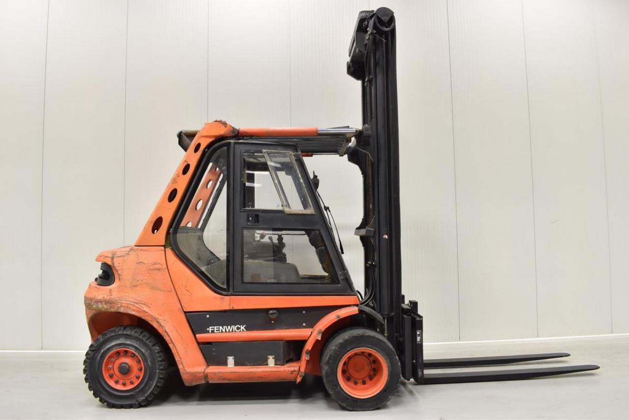 26578 LINDE H 70 D-02 - Diesel, 2000, Cabin, SS