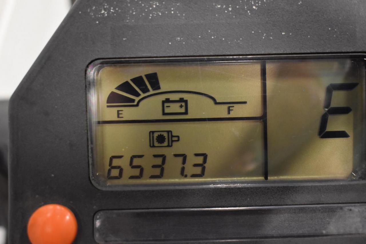 26818 MITSUBISHI FB 18 KT - AKU, 2003, BP, volný zdvih, Triplex