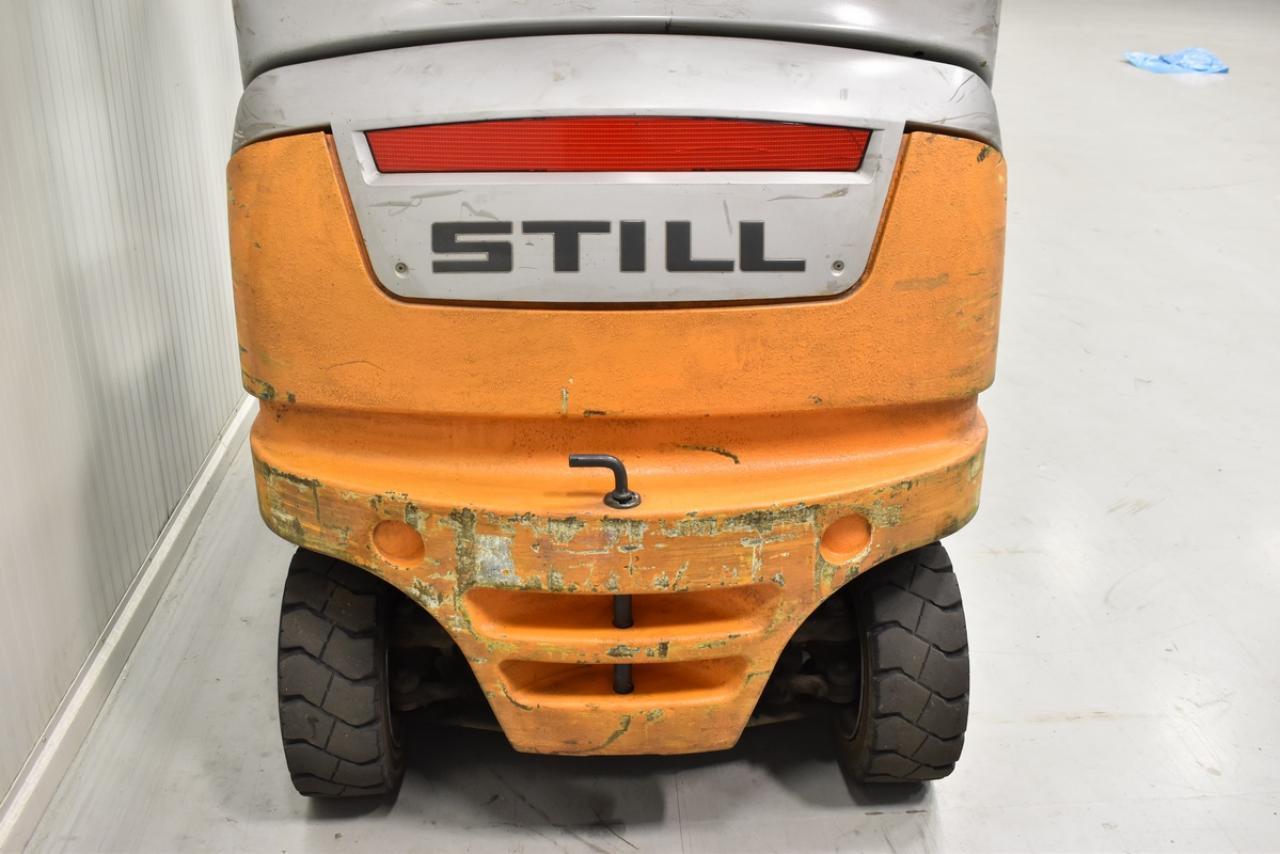 27216 STILL RX 60-16 - AKU, 2014, BP, Volný zdvih, Triplex