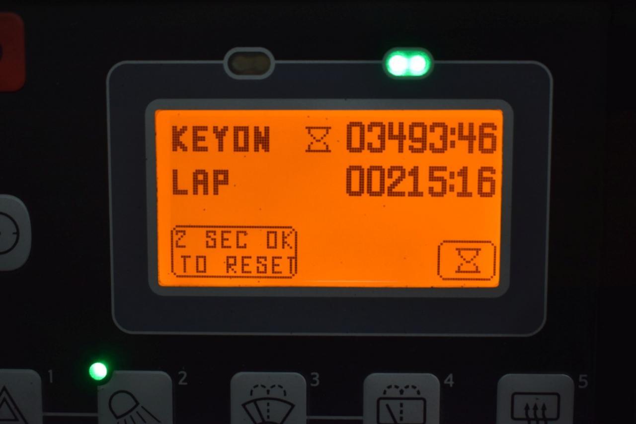 27269 TOYOTA 8FBMT30 - AKU, 2014, Kabina, BP, pouze 1932 mth, BAT 2016