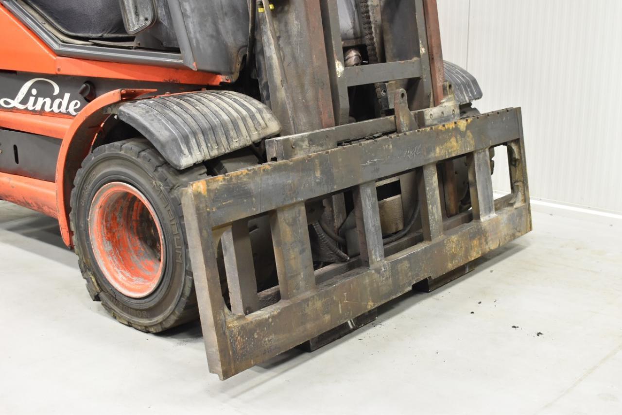 27291 LINDE H 80 D-01 - Diesel, 2012, BP