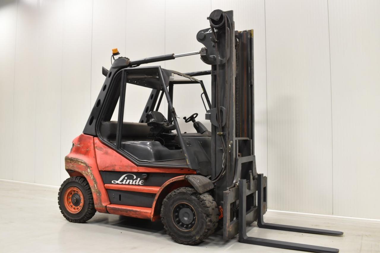 27292 LINDE H 70 D-01 - Diesel, 2011