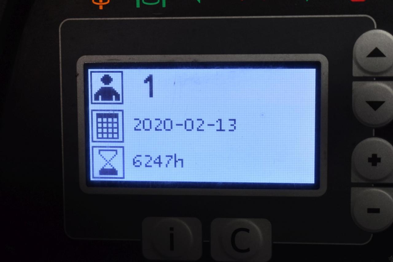 27433 BT RRE 160 - AKU, Retrak, 2012, BP, volný zdvih, Triplex, pouze 6247 mth