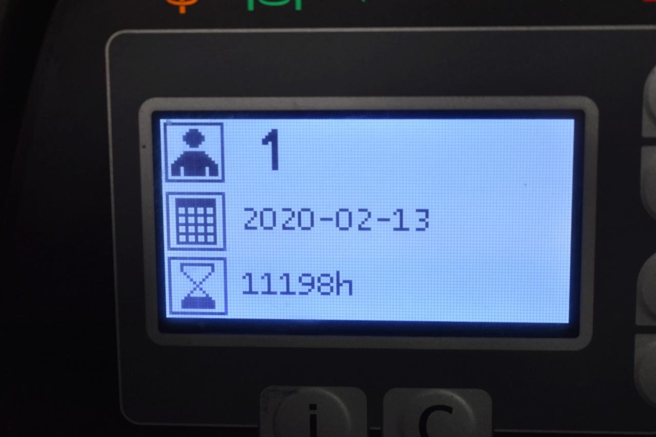 27436 BT RRE 160 - AKU, Retrak, 2012, BP, volný zdvih, Triplex