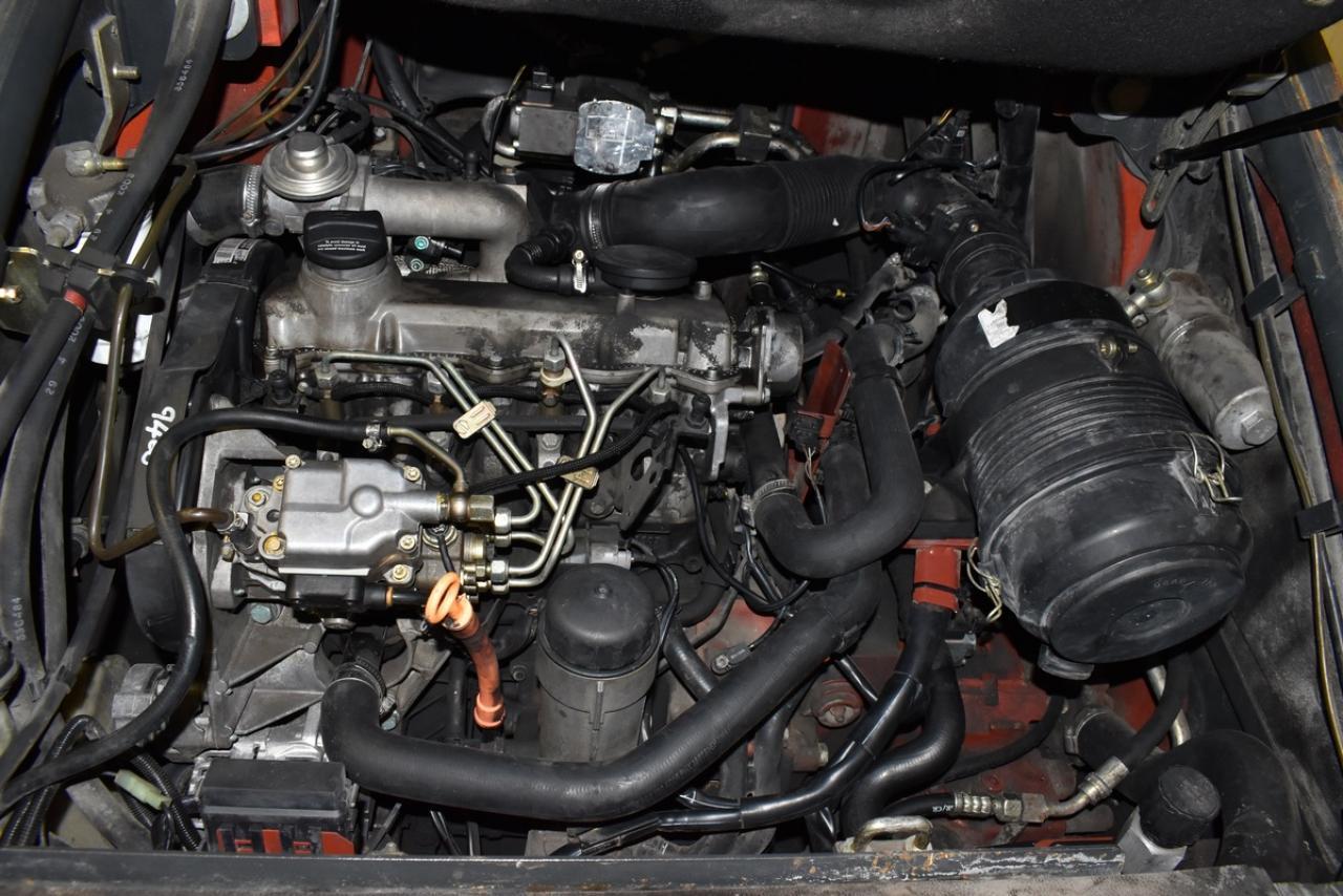 27602 LINDE H 35 D - Diesel, 2003, polokabina, BP, volný zdvih