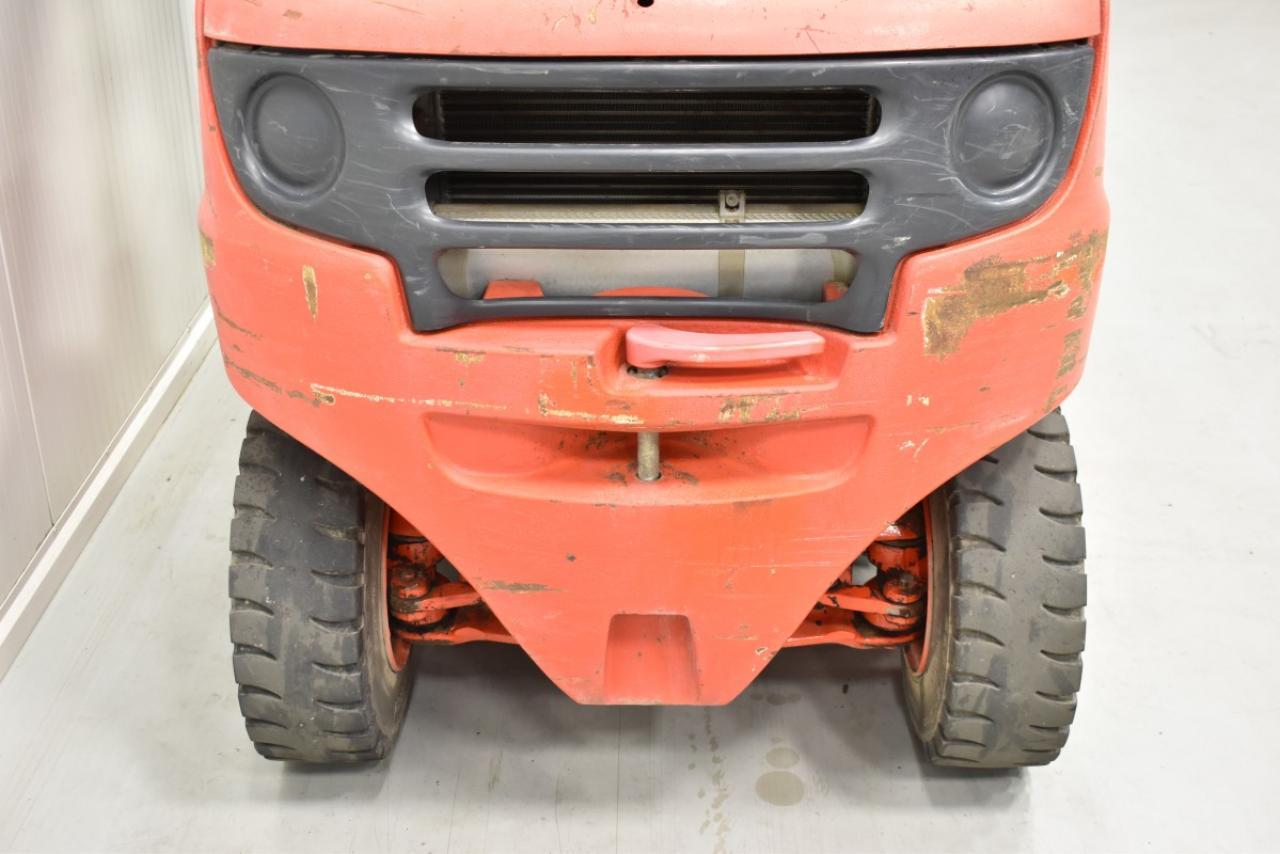 27764 LINDE H 25 D - Diesel, 2006, BP